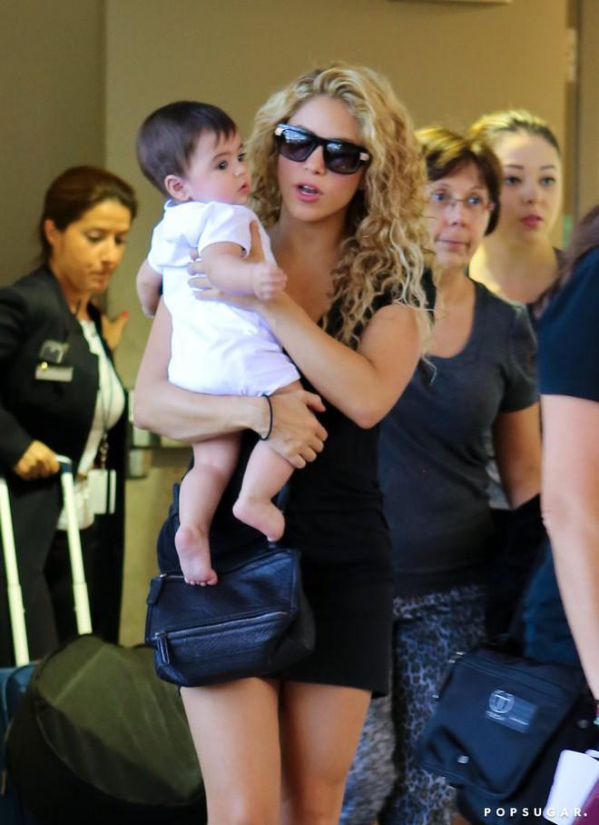 Quan điểm dạy con kiểu mẹ hổ của nữ hoàng nhạc Latin Shakira - Ảnh 4.