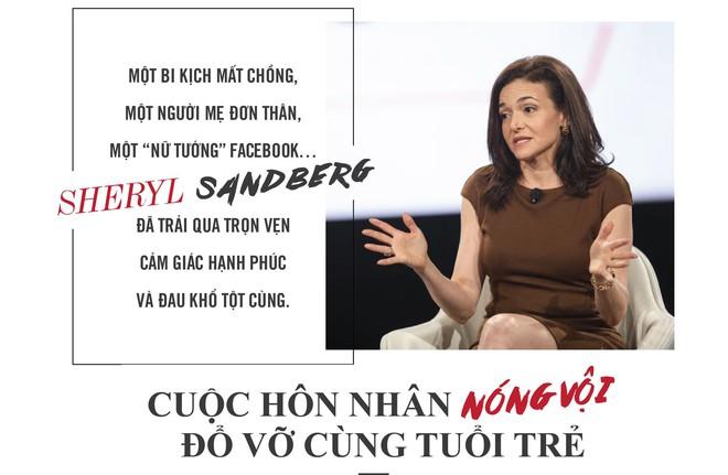 Nữ tướng Facebook Sheryl Sandberg: Mất chồng, một mình nuôi hai con và đây là cách để bà vượt qua bi kịch của đời mình! - Ảnh 3.