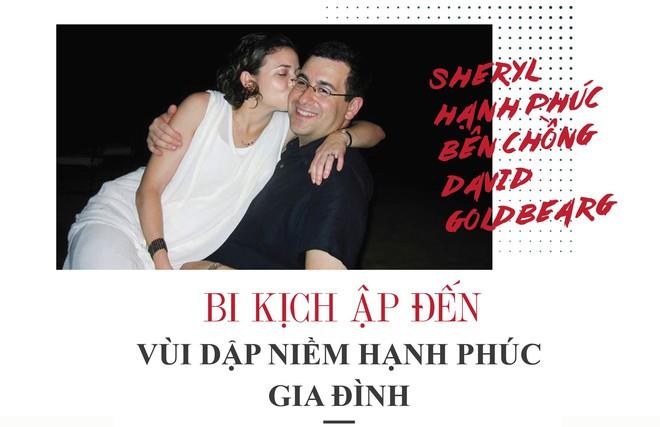 Nữ tướng Facebook Sheryl Sandberg: Mất chồng, một mình nuôi hai con và đây là cách để bà vượt qua bi kịch của đời mình! - Ảnh 4.