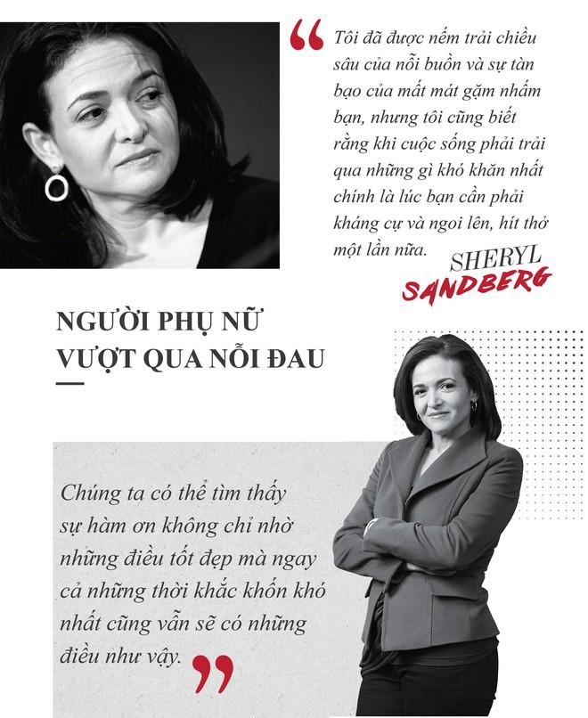 Nữ tướng Facebook Sheryl Sandberg: Mất chồng, một mình nuôi hai con và đây là cách để bà vượt qua bi kịch của đời mình! - Ảnh 5.