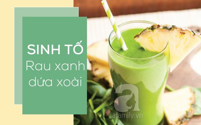 Ăn ngon nhưng eo vẫn thon với 105 công thức sinh tố giảm cân theo phương pháp dinh dưỡng cầu vồng (Kỳ 1: Xanh lá) - Ảnh 11.