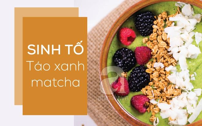 Ăn ngon nhưng eo vẫn thon với 105 công thức sinh tố giảm cân theo phương pháp dinh dưỡng cầu vồng (Kỳ 1: Xanh lá) - Ảnh 15.