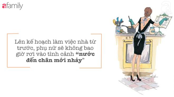 Phụ nữ thông minh không xắn tay áo làm việc nhà một mình - Ảnh 4.