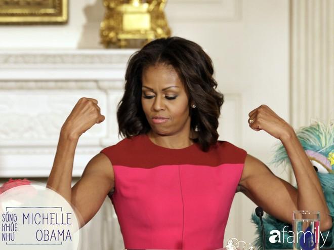"""8 bí quyết để đẹp rạng ngời như Michelle Obama: """"Người phụ nữ mạnh khỏe không cần phải sợ chiếc cân! - Ảnh 4."""