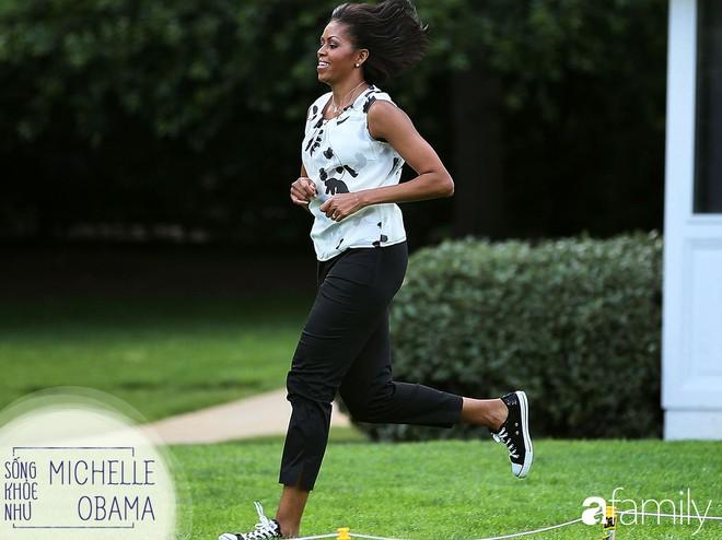 """8 bí quyết để đẹp rạng ngời như Michelle Obama: """"Người phụ nữ mạnh khỏe không cần phải sợ chiếc cân! - Ảnh 1."""