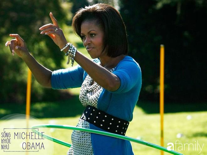 """8 bí quyết để đẹp rạng ngời như Michelle Obama: """"Người phụ nữ mạnh khỏe không cần phải sợ chiếc cân! - Ảnh 6."""