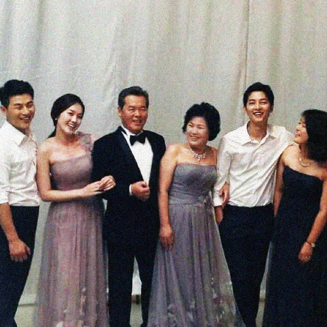 Gia đình Song Joong Ki và Song Hye Kyo đã gặp mặt bàn chuyện kết hôn - Ảnh 2.