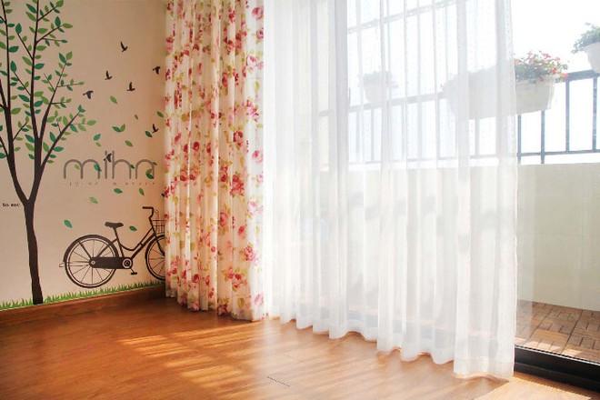 Nhà diện tích nhỏ bỗng rộng thênh thang nhờ 20 cách sử dụng rèm phân cách - Ảnh 20.