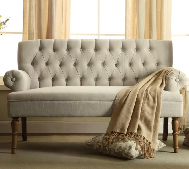 Đổi gió cho phòng khách với những mẫu sofa thiết kế đẹp và giá mềm - Ảnh 6.