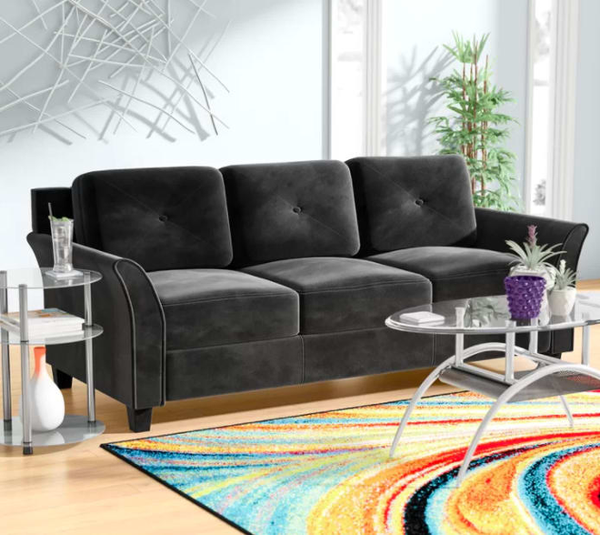 Đổi gió cho phòng khách với những mẫu sofa thiết kế đẹp và giá mềm - Ảnh 10.