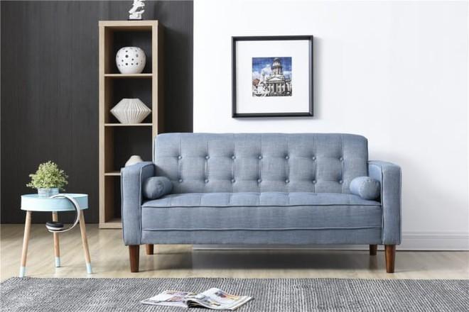 Đổi gió cho phòng khách với những mẫu sofa thiết kế đẹp và giá mềm - Ảnh 8.