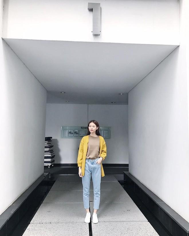Đông này muốn diện áo len thật thời thượng, hãy học tập từ street style của các người đẹp Vbiz - Ảnh 13.