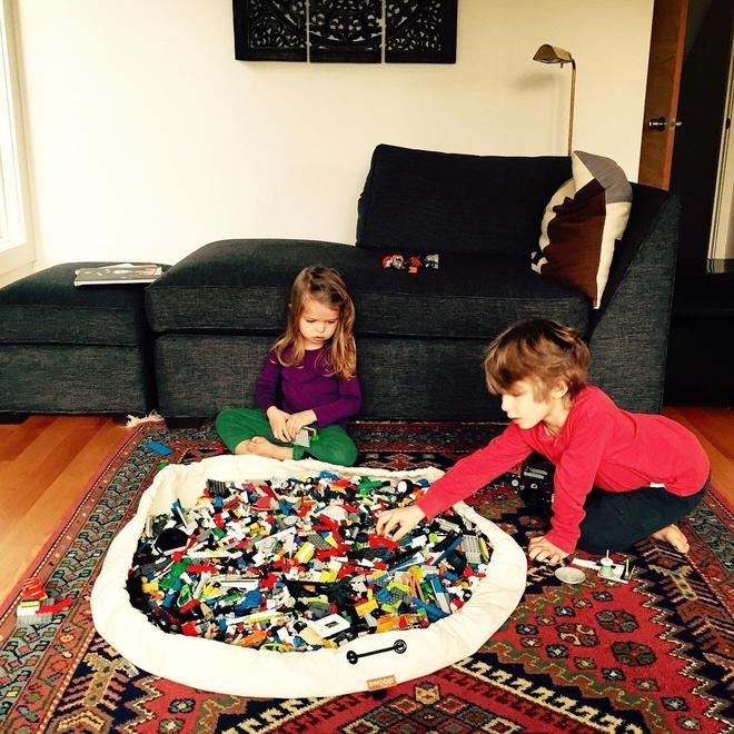 swoop bags giúp đựng đồ chơi gọn gàng