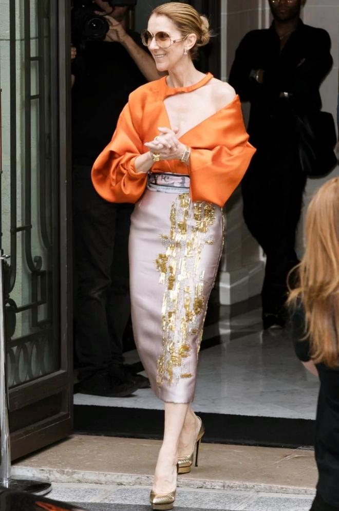 Cận kề tuổi 50 Diva Céline Dion mới lột xác phong cách khiến giới mộ điệu toàn cầu kiêng nể - Ảnh 16.