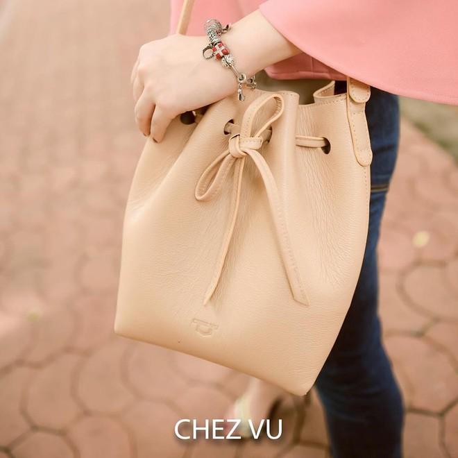 Túi thiết kế của Việt Nam giờ không chỉ đẹp mà còn trendy chẳng kém gì túi hiệu đắt đỏ - Ảnh 12.