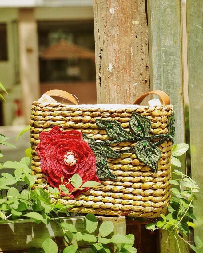 Túi thiết kế của Việt Nam giờ không chỉ đẹp mà còn trendy chẳng kém gì túi hiệu đắt đỏ - Ảnh 19.