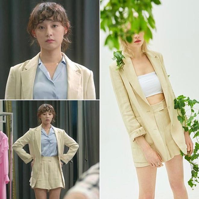 Choi Ae Ra và Go Dong Man - cặp đôi hâm hâm dở dở cũng có gu thời trang hay ho phết nhé! - Ảnh 6.