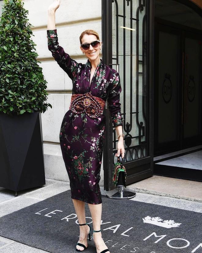 Cận kề tuổi 50 Diva Céline Dion mới lột xác phong cách khiến giới mộ điệu toàn cầu kiêng nể - Ảnh 7.