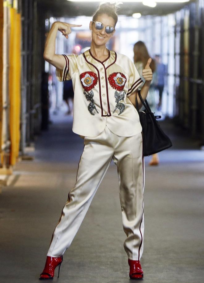 Cận kề tuổi 50 Diva Céline Dion mới lột xác phong cách khiến giới mộ điệu toàn cầu kiêng nể - Ảnh 13.
