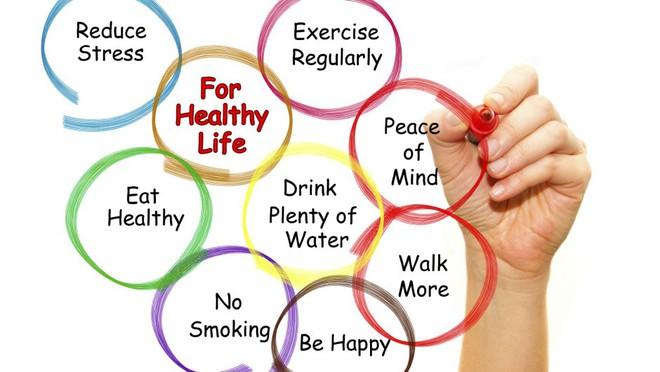 Bí quyết khỏe mạnh và không lo tăng cân trong những ngày nghỉ lễ - Ảnh 3.