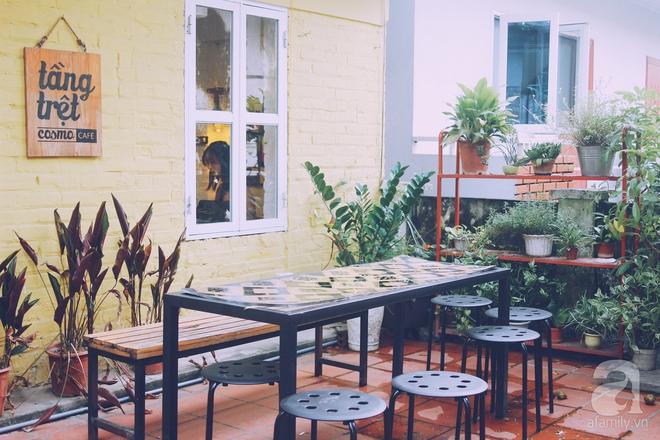 5 quán cafe vừa chất, vừa đẹp ẩn mình trong những ngôi biệt thự cổ ở Hà Nội - Ảnh 9.
