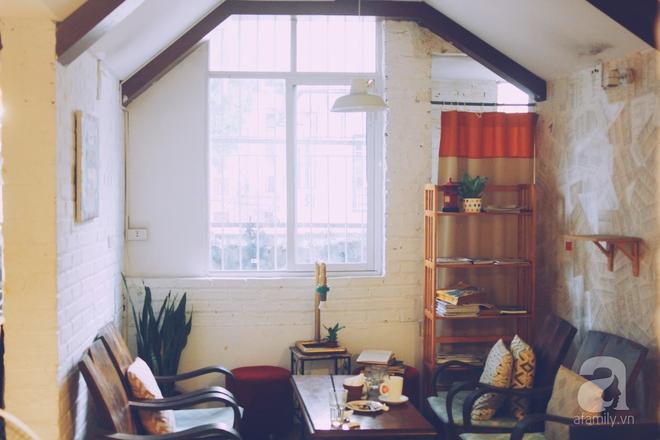 5 quán cafe vừa chất, vừa đẹp ẩn mình trong những ngôi biệt thự cổ ở Hà Nội - Ảnh 10.