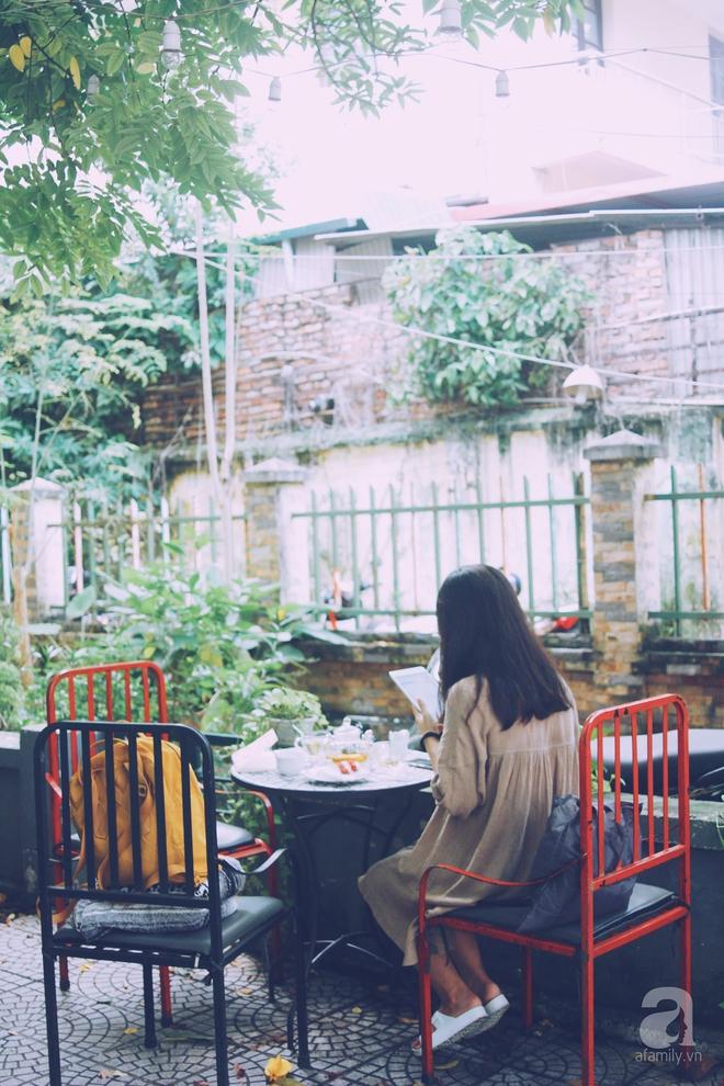 5 quán cafe vừa chất, vừa đẹp ẩn mình trong những ngôi biệt thự cổ ở Hà Nội - Ảnh 11.