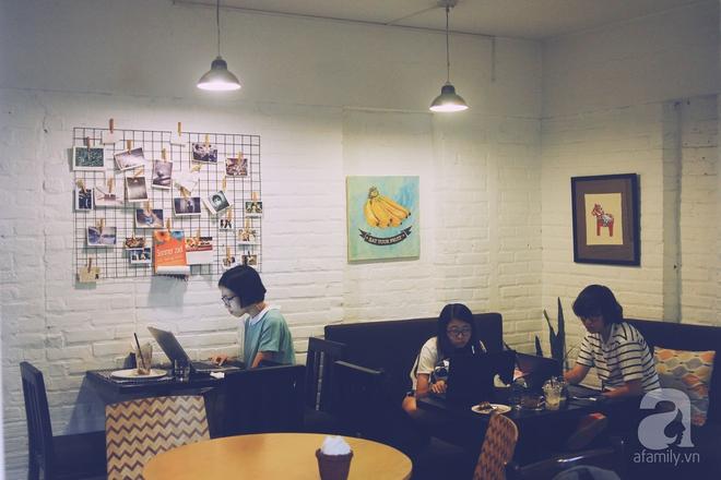 5 quán cafe vừa chất, vừa đẹp ẩn mình trong những ngôi biệt thự cổ ở Hà Nội - Ảnh 14.