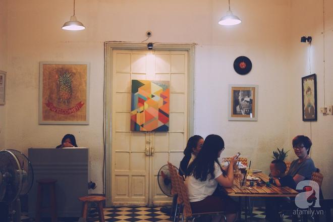 5 quán cafe vừa chất, vừa đẹp ẩn mình trong những ngôi biệt thự cổ ở Hà Nội - Ảnh 15.