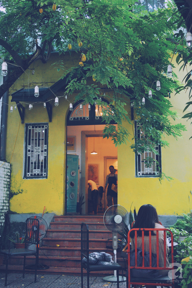 5 quán cafe vừa chất, vừa đẹp ẩn mình trong những ngôi biệt thự cổ ở Hà Nội - Ảnh 20.