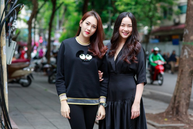 Phan Như Thảo bế con ra Hà Nội đón gió lạnh bên bạn thân Phạm Ngọc Thạch - Ảnh 9.