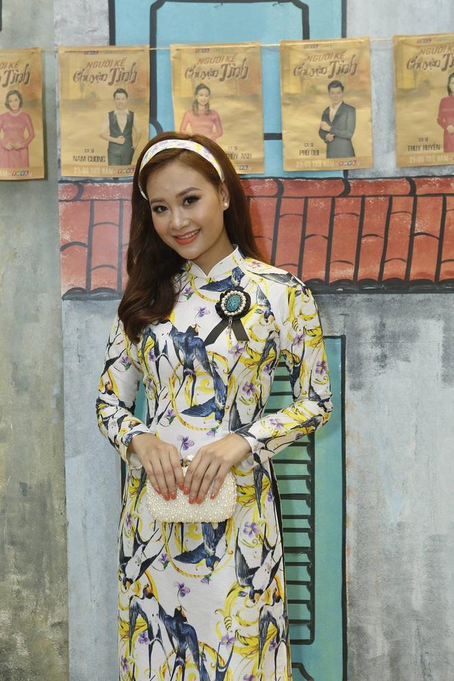 Phương Trinh Jolie gợi cảm khoe vai trần, Nam Cường trốn vợ đi thi hát  - Ảnh 6.