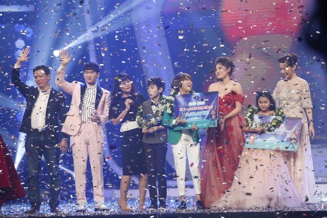 Soái ca nhí Thiên Khôi chính thức trở thành Quán quân Vietnam Idol Kids 2017 - ảnh 2