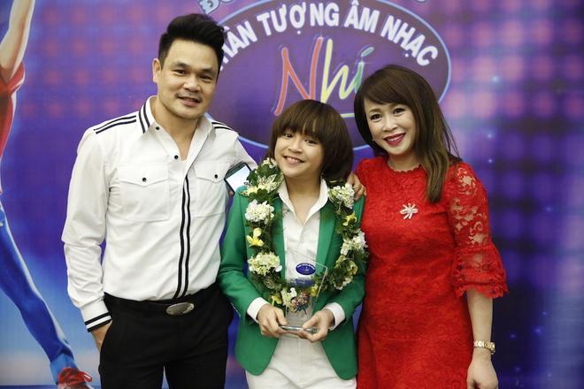 Soái ca nhí Thiên Khôi chính thức trở thành Quán quân Vietnam Idol Kids 2017 - ảnh 3