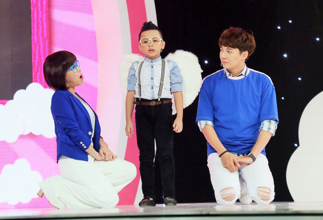 Rụng tim trước sự đáng yêu của cậu bé khiến Trấn Thành muốn nhận làm con nuôi - Ảnh 6.