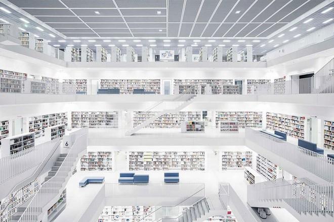 Ghé thăm những thư viện đẹp lung linh huyền bí như lâu đài trong truyện cổ tích - ảnh 6
