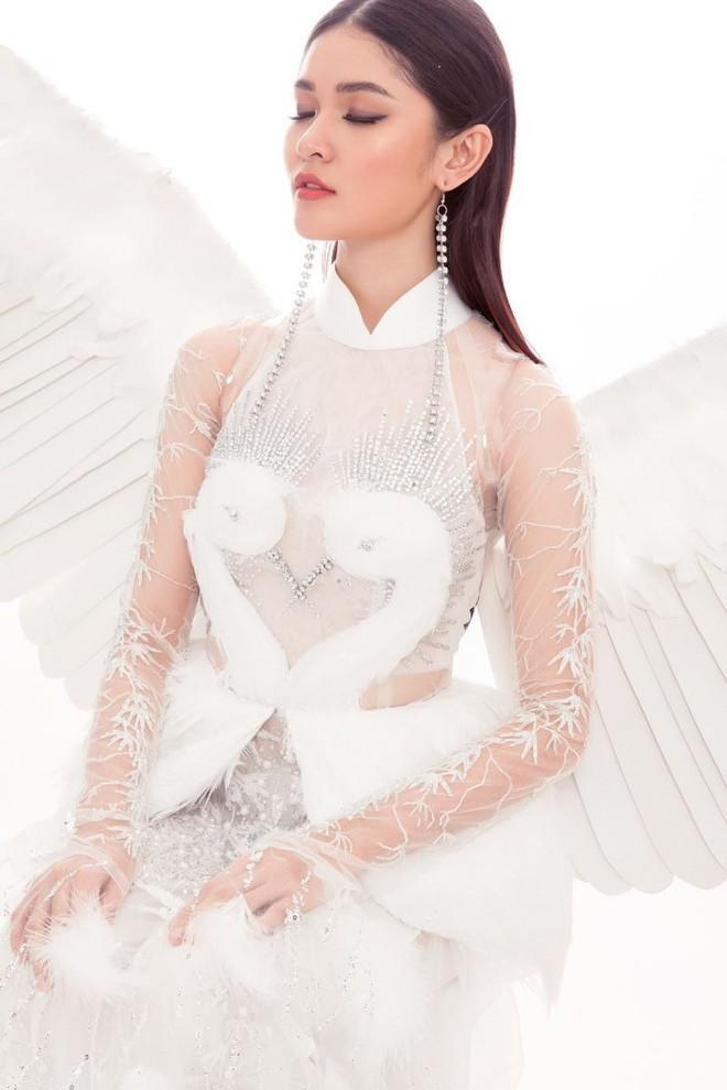 Á hậu Thùy Dung nổi bật trên sân khấu chung kết Miss International 2017 - Ảnh 4.