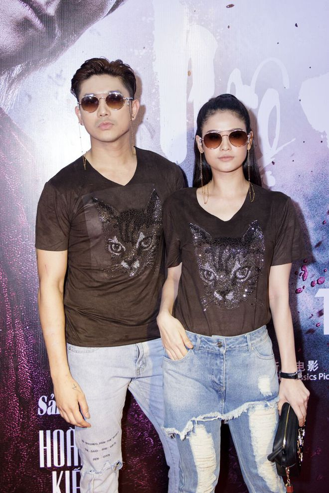 Tim - Trương Quỳnh Anh mặc giống hệt nhau đi xem Tôn Ngộ Không - Ảnh 3.