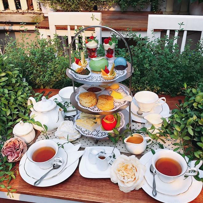 Cuối tuần lơ đễnh, hưởng thụ không gian đậm chất sở sương mù, nếm trà bánh trong căn gác nhỏ giữa phố cổ Hà Nội - Ảnh 20.