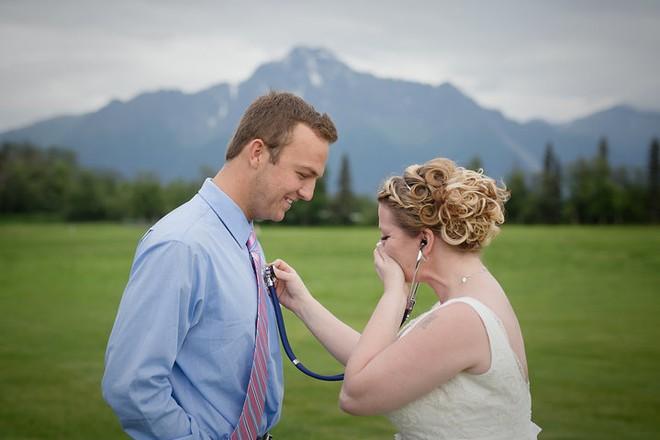 Không ai dám ngờ món quà chú rể tặng cô dâu trong ngày cưới chính là trái tim của con trai - Ảnh 5.