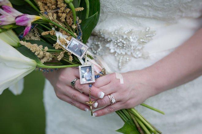 Không ai dám ngờ món quà chú rể tặng cô dâu trong ngày cưới chính là trái tim của con trai - Ảnh 7.