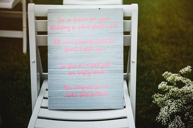 Không ai dám ngờ món quà chú rể tặng cô dâu trong ngày cưới chính là trái tim của con trai - Ảnh 6.
