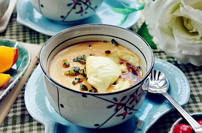 Món trứng hấp muốn ngon như nhà hàng, hãy làm theo công thức dưới đây - Ảnh 7.