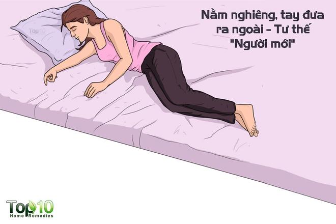 Ưu và nhược điểm của từng tư thế ngủ đối với sức khỏe mà ai cũng phải biết - Ảnh 5.