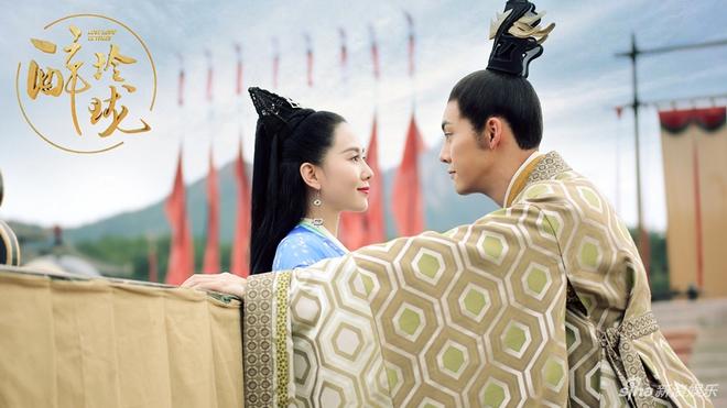 Lưu Thi Thi nhợt nhạt giữa dàn mỹ nhân Túy linh lung xinh như mộng - Ảnh 6.