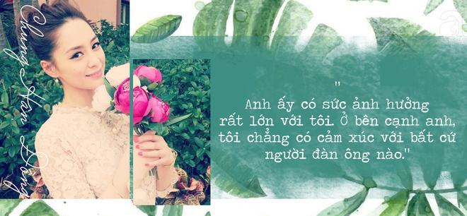 """Chung Hân Đồng: """"lấm bùn"""" từ scandal ảnh nóng, cuộc đời mãi lận đận chỉ vì một chữ tình - ảnh 4"""