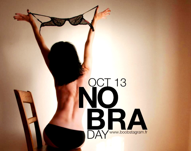 Chị em nên bỏ ngay áo ngực ở nhà vào ngày hôm nay và đây là lý do cực kì thuyết phục - Ảnh 1.