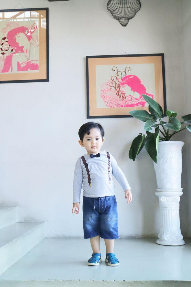 Con trai Khánh Thi - Phan Hiển được cưng như hoàng tử trong tiệc sinh nhật 2 tuổi - Ảnh 18.