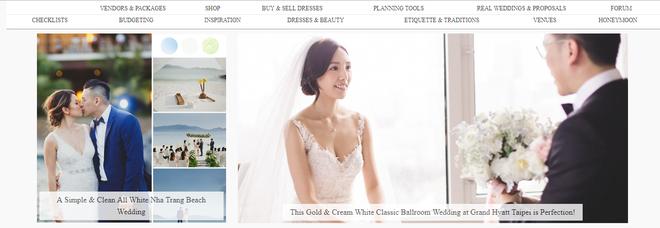 Lễ cưới chỉ 30 khách bên bờ biển của cô dâu Việt kiều được tạp chí châu Á hết lời khen ngợi - Ảnh 5.