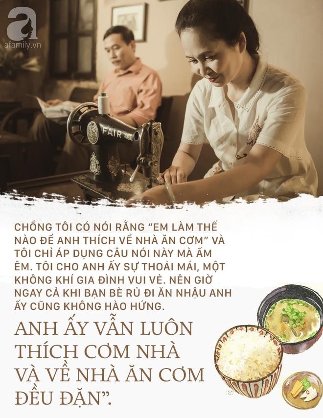 Vợ chồng nghệ sĩ Lan Hương & Đỗ Kỷ: Cuộc hôn nhân 30 năm gói gọn trong hai chữ Bình yên - Ảnh 5.